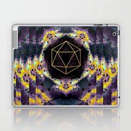 Gold Geometry Texture  Laptop & iPad Skin