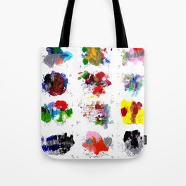 12 daily rituals Tote Bag