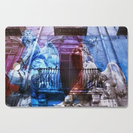 City of ANGELS Cutting Board