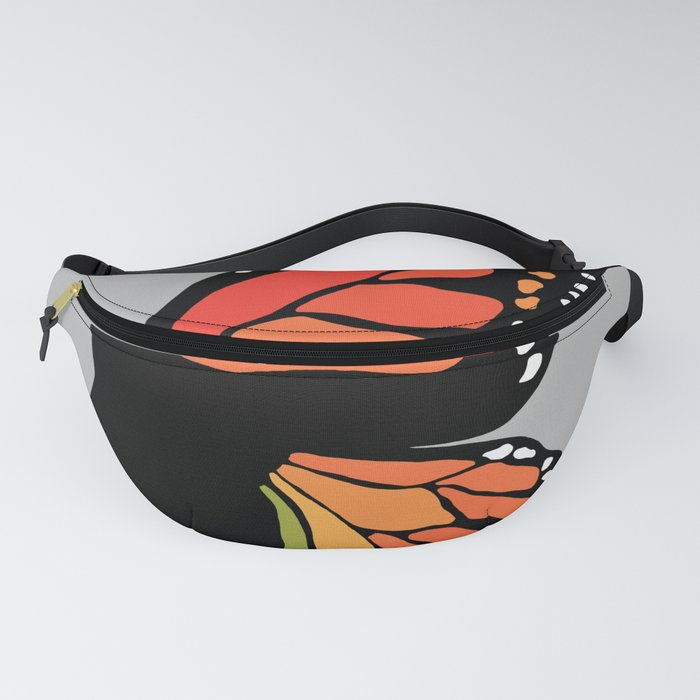 Butterfly Girl Fanny Pack