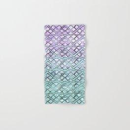 MERMAID Glitter Scales Dream #2 #shiny #decor #art #society6 Hand & Bath Towel
