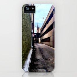 Hulk Alley iPhone Case