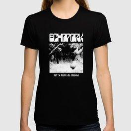 Echo Pork - Cut 'n Paste Junior College T-shirt