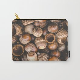 Squirrel Harvest Carry-All Pouch