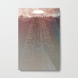 The Route Metal Print