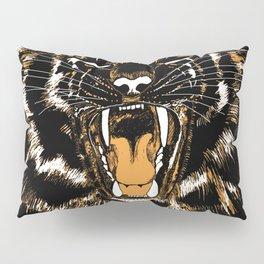 Roar Tiger Pillow Sham