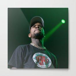 Ⓔⓢⓣⓔⓥ  é⃝ⓩ ⓁⓁⒸ Society6 - Tory Lanez - New Toronto - Hip-Hop - Rap - Society6 - GGGY Metal Print