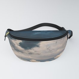 Clouds of the Storm Fanny Pack