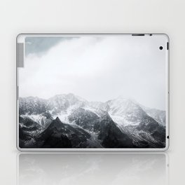 Morning in the Mountains - Nature Photography Laptop & iPad Skin