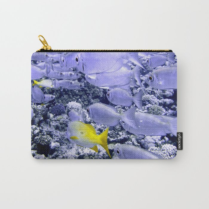 Bigeye and Yellowtail Snapper Carry-All Pouch