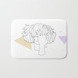 Face Bath Mat
