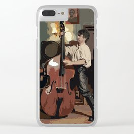 What We Do in the Shadows Clear iPhone Case