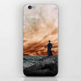 The Sword of Kaigen Cover Art iPhone Skin