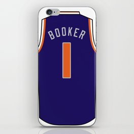Devin Booker Jersey iPhone Skin