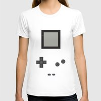 gameboy T-shirts featuring Gameboy by M. C.Tees
