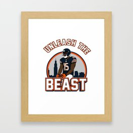 "The Victrs ""Unleash The Beast"" Framed Art Print"