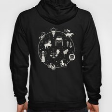 Strange Fortunes: Midnight Hoody