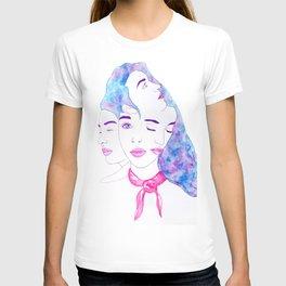 Girl, Square It T-shirt