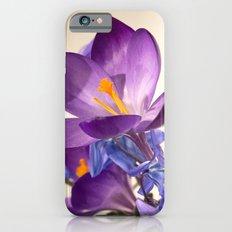Flowers of love Slim Case iPhone 6s