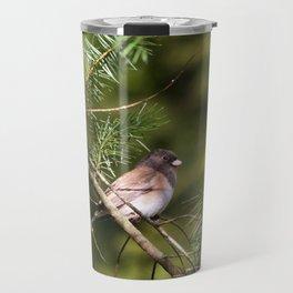Perching Bird Travel Mug