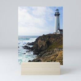 Looking for Light Mini Art Print