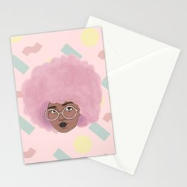 Bubblegum Girl Stationery Cards