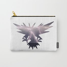 Zapdos The Legendary Bird Carry-All Pouch