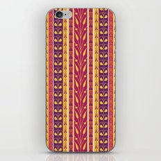Palmette iPhone & iPod Skin