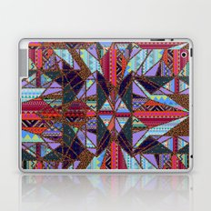 RETRO KALEIDOSCOPE //TWO Laptop & iPad Skin