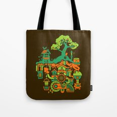 SUBterrian (Make A Wish) Tote Bag
