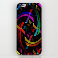 happy birthday iPhone & iPod Skins featuring Happy Birthday by David Lee