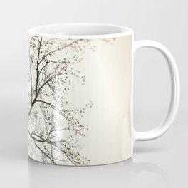 Snow Tree Garden Coffee Mug