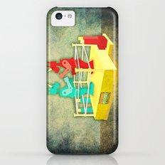 Rocket Socket Unicorn iPhone 5c Slim Case