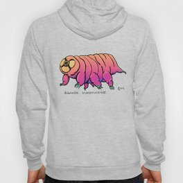 Water Bear Don't Care Hoody