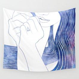 Nereid XXIX Wall Tapestry