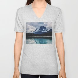 I can walk on water Unisex V-Neck