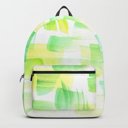 180527 Abstract Watercolour 21  Watercolor Brush Strokes Backpack