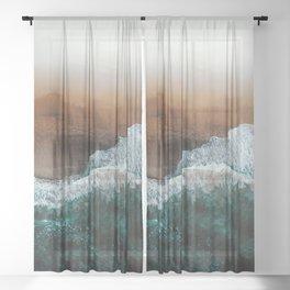 Sea 16 Sheer Curtain