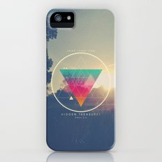 Seek Them Like Hidden Treasure - Proverbs 2:4 Slim Case iPhone (5, 5s)