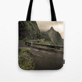 Pali Pass Tote Bag