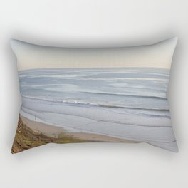 beacons at sunset  Rectangular Pillow