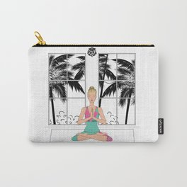 Yoga Chick Carry-All Pouch