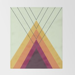 Iglu Vintage Throw Blanket