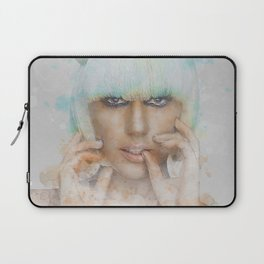 The Lady Laptop Sleeve