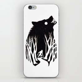 Beast of Bray Road iPhone Skin