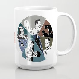 Iron 3 Coffee Mug