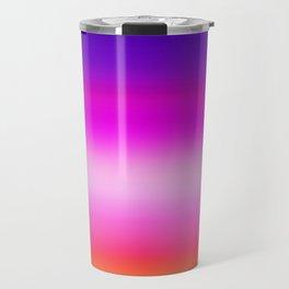 Sunrise colors Travel Mug