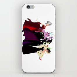 Bad Witches iPhone Skin