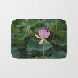 water lily #society6 #decor #buyart Bath Mat