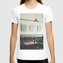 At the Cafe T-shirt